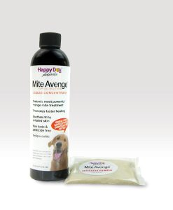 Mite Avenge for sarcoptic and demodectic mange