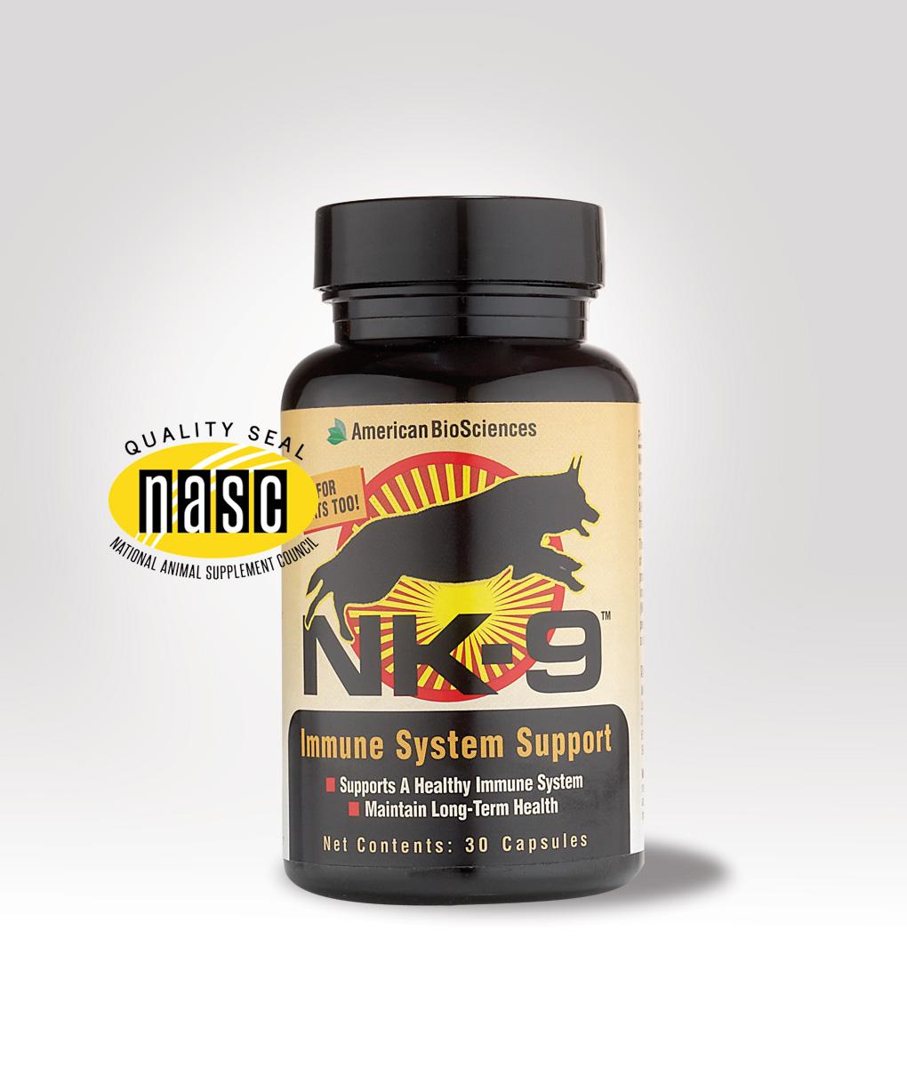 Medicinal Mushrooms: NK-9 Immune Support (AHCC)